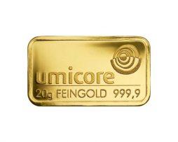 goudbaar 20 gram