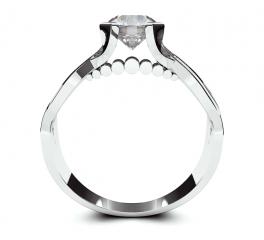 exclusieve diamanten verlovingsring