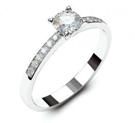 Klassieke Verlovingsring