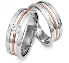 bicolor diamanten